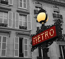 Never forget Paris... by Mathew Russell