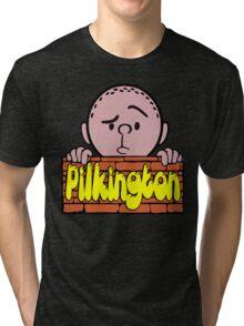 Karl Pilkington - Peeking Pilkington Tri-blend T-Shirt