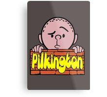 Karl Pilkington - Peeking Pilkington Metal Print
