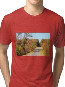 Autumn Beauty  Tri-blend T-Shirt