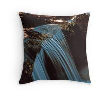 CASCADE, LITTLE RIVER Throw Pillow