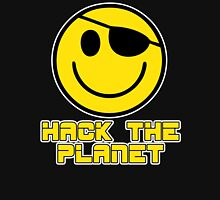 Hack the Planet Unisex T-Shirt