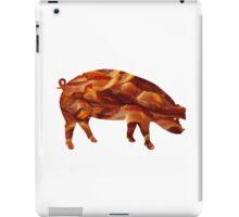 Tasty Bacon Pig iPad Case/Skin