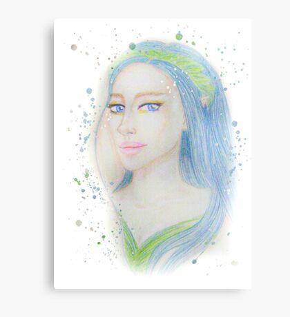Elf Girl 2 Canvas Print