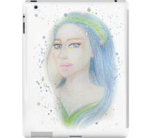 Elf Girl 2 iPad Case/Skin