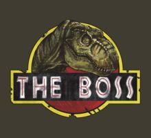 T-Rex the Boss by Daenar7