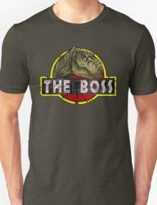 T-Rex the Boss Unisex T-Shirt