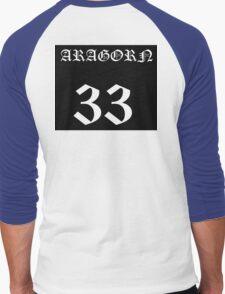 Aragorn 33 Men's Baseball ¾ T-Shirt