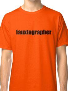 Faking It Classic T-Shirt