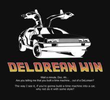 Delorean Win T-Shirt