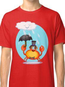 Singing In The Rain Crab T-Shirt Classic T-Shirt