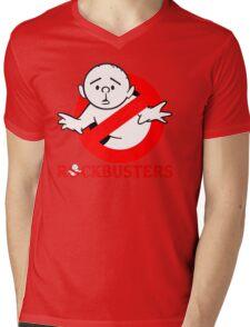 Karl Pilkington - RockBusters Mens V-Neck T-Shirt