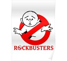 Karl Pilkington - RockBusters Poster