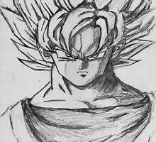 Goku by RooKie07