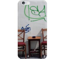 Seats  - JUSTART ©  iPhone Case/Skin