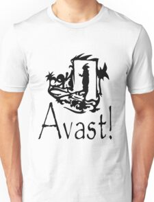 Pirate-ness of DoOM! Unisex T-Shirt