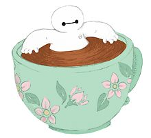 A healing cup of tea by HollieBallard
