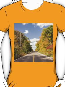 Autumn Road to Nowhere 2 T-Shirt