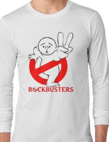 Karl Pilkington - RockBusters Long Sleeve T-Shirt