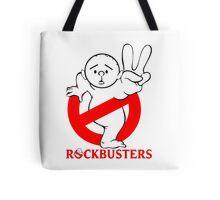 Karl Pilkington - RockBusters Tote Bag