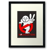 Karl Pilkington - RockBusters Framed Print
