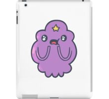Lumpy space princess - amazed iPad Case/Skin