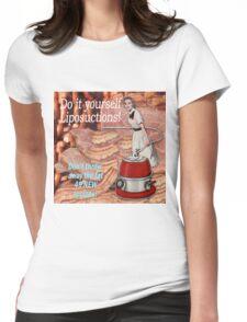 Women's Magazine Parody #2 Womens Fitted T-Shirt