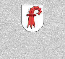 Coat of Arms of Basel-Landschaft Canton Unisex T-Shirt