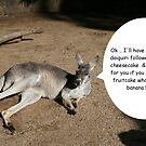 Fruity roo at the zoo by Michael Matthews