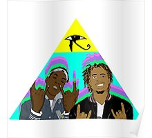 The Underachievers THEUALIFESTYLE Poster