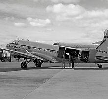 Douglas C-47B Skytrain 43-49713 by Colin Smedley