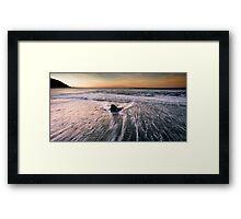 Mithril Shores Framed Print