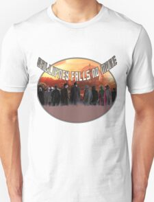Gallifrey Falls No More (Alt) T-Shirt