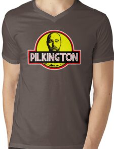 Karl Pilkington Mens V-Neck T-Shirt
