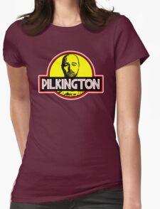 Karl Pilkington Womens Fitted T-Shirt