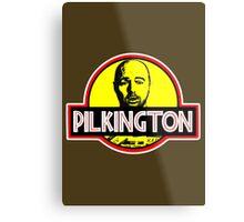 Karl Pilkington Metal Print