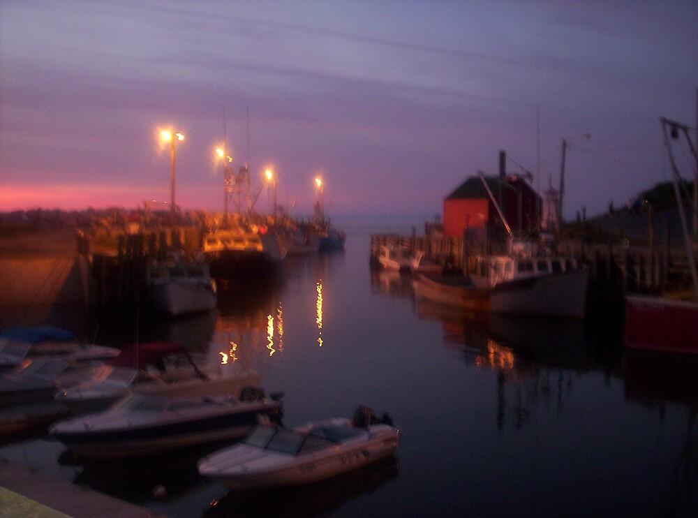 Shimmers at Night by Atlantic Dreams