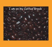 I am on my Coffee Break by Debbi Tannock