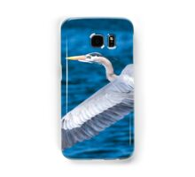 Great Blue Heron Samsung Galaxy Case/Skin