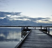 Military Jetty by Peter Jennings