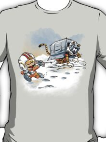 Attack of the Deranged Killer Snow Walkers T-Shirt