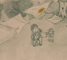 Don't go... by narae