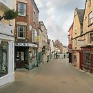 Stroud High Street by Jeff  Wilson