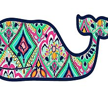 Lily Pulitzer Vineyard Vines Whale by foreversarahx