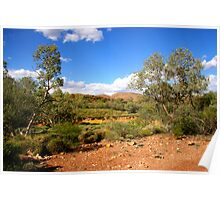 West Macdonnell Ranges XIV Poster