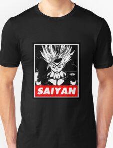 Son Gohan Saiyan obey style T-Shirt