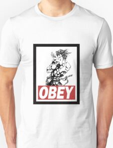 DIO obey T-Shirt