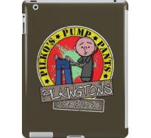 Karl Pilkington - Pilko Pump Pants iPad Case/Skin