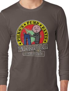 Karl Pilkington - Pilko Pump Pants Long Sleeve T-Shirt