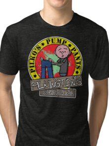 Karl Pilkington - Pilko Pump Pants Tri-blend T-Shirt